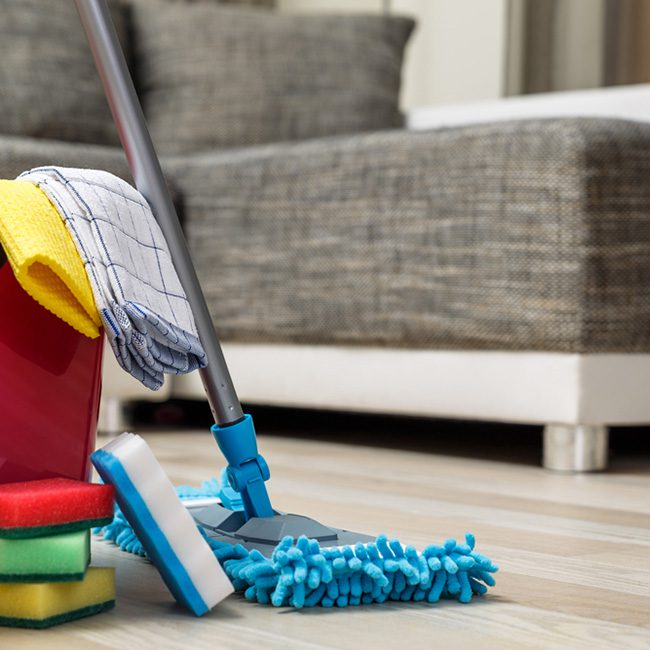 Residential cleans