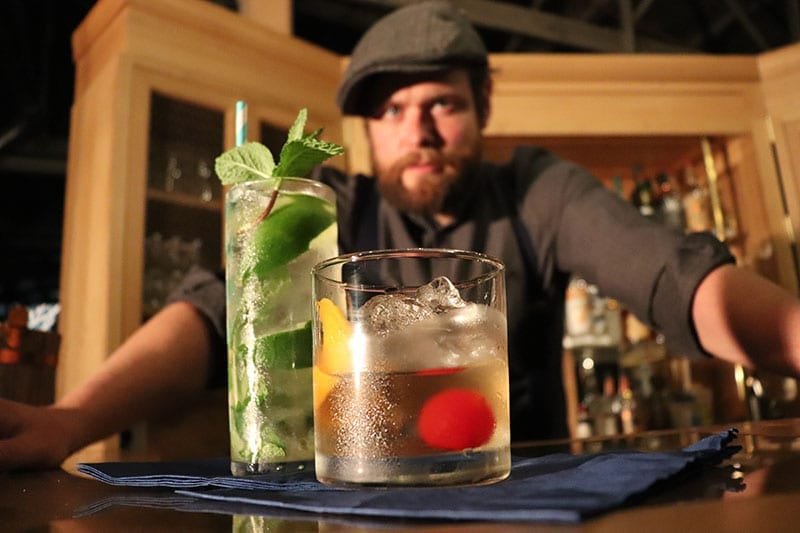 Cocktails-made-by-Dwayne-from-Old-Fashioned